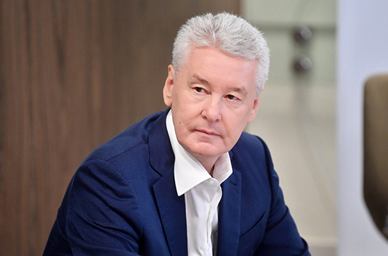 Собянин назвал опасной динамику распространения COVID-19 в Москве