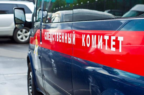 Следственный комитет возбудил дело из-за пожара под Воронежем