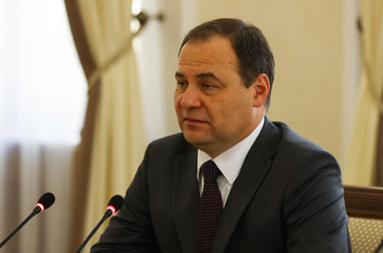 Парламент Белоруссии утвердил Головченко в должности премьера