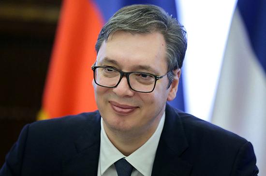 Президент Сербии готовится стать детским баскетбольным тренером