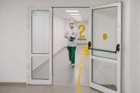 В Москве открылись резервные госпитали для инфицированных COVID-19