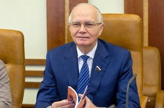 Мухаметшин: участие российских сенаторов в наблюдении за выборами в Киргизии говорит об их высоком авторитете