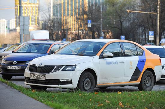В Москве планируют ужесточить правила пользования каршерингом