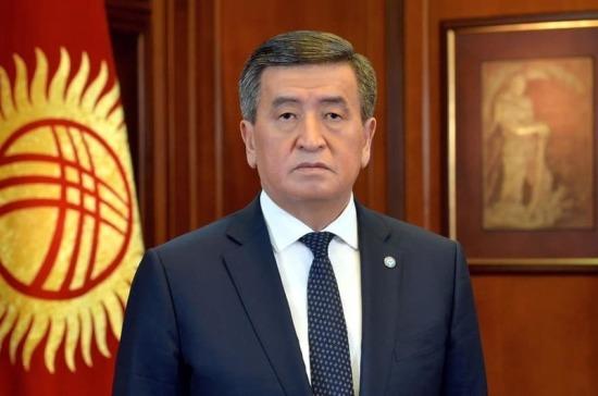 В парламенте Киргизии инициировали импичмент главы республики
