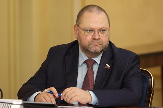 Мельниченко возглавит делегацию Совфеда по наблюдению за выборами в Таджикистане
