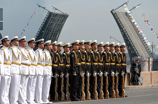 Командиры ВМФ отмечают профессиональный праздник