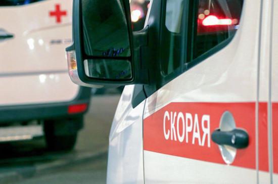 Два человека пострадали из-за взрывов на военном складе в Рязанской области