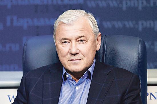 Закон о защите капиталовложений позволит реализовать многие инвестиционные проекты, считает Аксаков