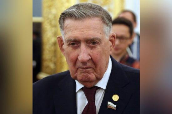 Умер Владимир Долгих