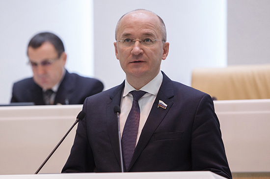 Цепкин представит Челябинскую область в Совфеде