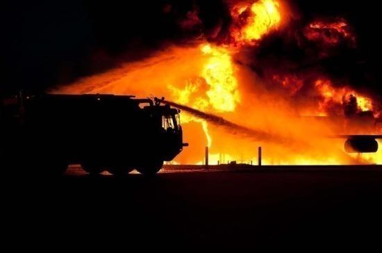 В Минобороны сообщили о ликвидации очагов возгорания на складе боеприпасов под Рязанью