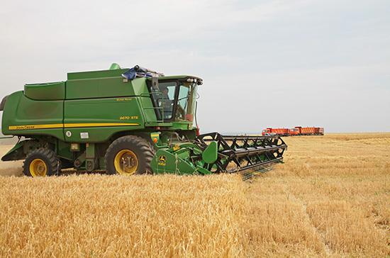 Наипервейшая задача — увеличение производства зерна