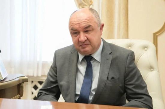 Александр Некрасов назначен сенатором от Архангельской области