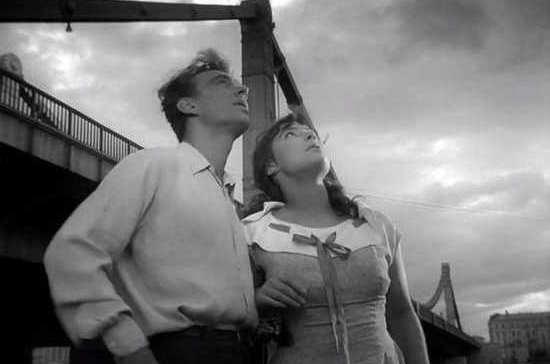 63 года назад на экраны советских кинотеатров вышел фильм Михаила Калатозова «Летят журавли»