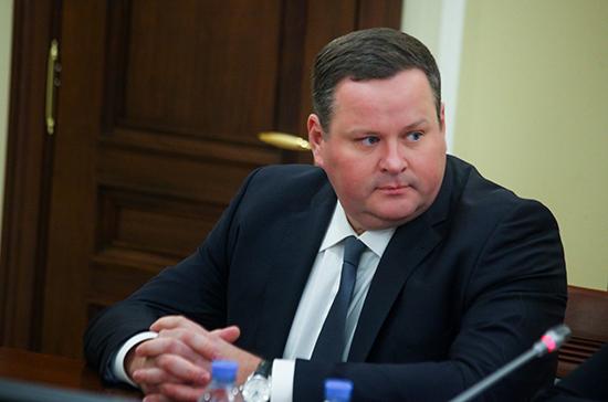 Котяков: приложение к проекту бюджета о поддержке НКО находится в Минфине