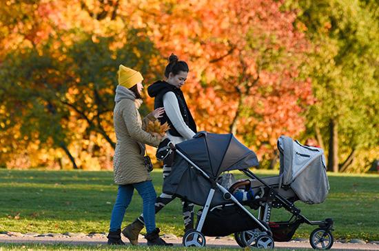 Минтруд: маткапитал на первого ребёнка получили 275 тысяч семей