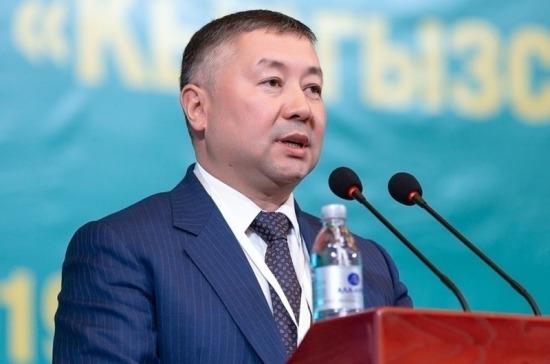 Спикером парламента Киргизии избрали Каната Исаева