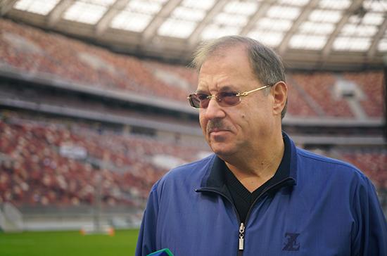 Борис Пайкин предложил ввести в школах уроки истории отечественного спорта