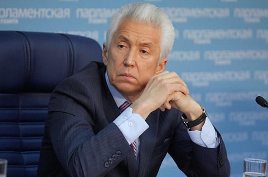 Экс-главу Дагестана Васильева избрали врио замсекретаря генсовета «Единой России»