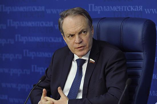 Башкин прокомментировал предложение Валентины Матвиенко о едином стандарте жизни в России