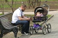 В Госдуму внесён проект о праве отцов в декрете на профобразование