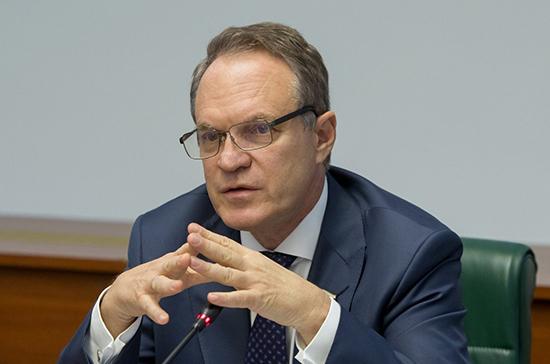 Башкин отметил важность роли парламентов в кризисных ситуациях