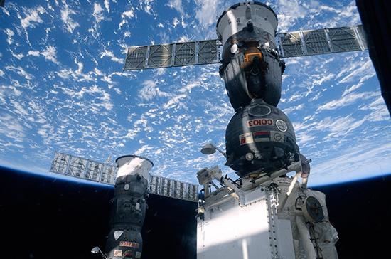 Российский «Союз» доставил космонавтов на МКС за рекордное время
