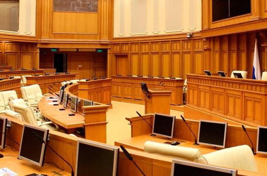 Заседания Мособлдумы будут проходить онлайн из-за пандемии коронавируса