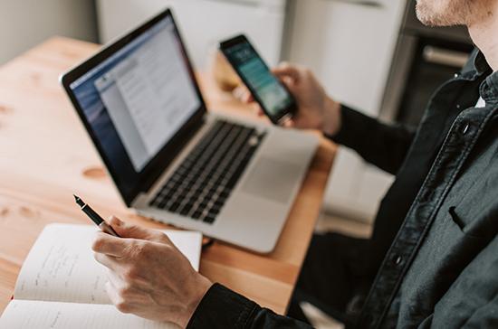 ИП могут подавать сведения о работниках на удалёнке без электронной подписи