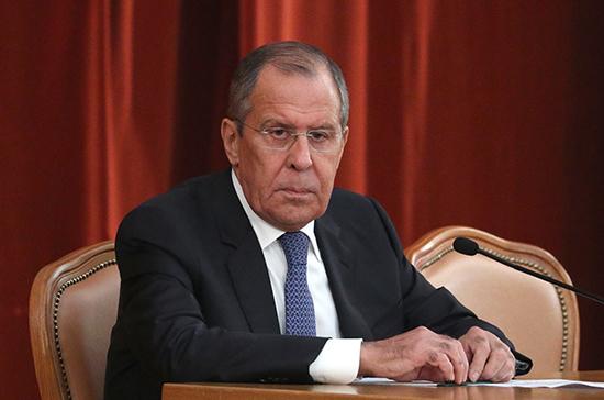 Лавров: антироссийские санкции Евросоюза являются следствием прямого давления США