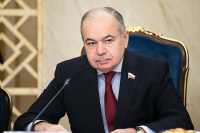 Умаханов отметил совместную работу парламентариев из стран ЕАЭС в противодействии реализации контрафакта