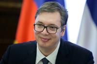 Вучич: Сербия никогда не будет вводить санкции против России