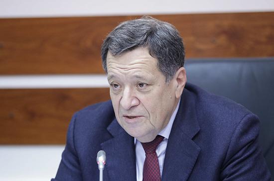 Макаров: в проекте бюджета на 2021-2023 годы заложены субсидии регионам на 1,5 трлн рублей