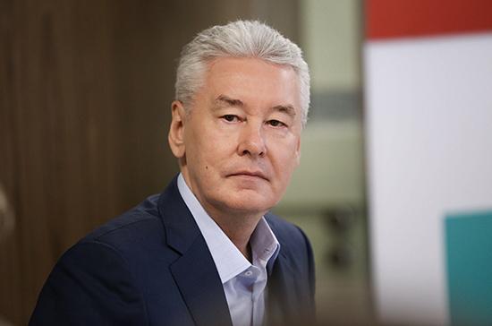 Стабилизировать экономику Москвы можно лишь при соблюдении всех мер безопасности, заявил Собянин