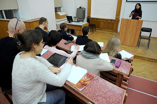 Мишустин дал поручения по повышению доступности среднего профессионального образования