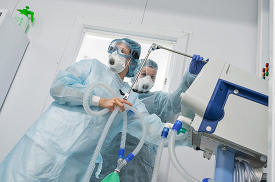 В Москве за сутки умерли 56 зараженных коронавирусом