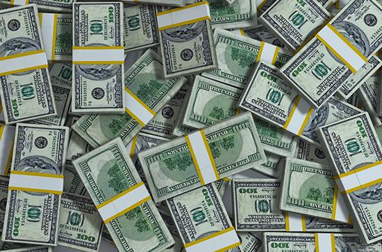 Россия сократила вложения в госбумаги США на 20 млн долларов