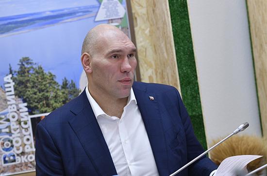 Николай Валуев рассказал о ситуации с раздельным сбором мусора в России