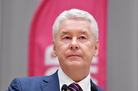 Собянин объяснил рост числа заражений COVID-19 в Москве