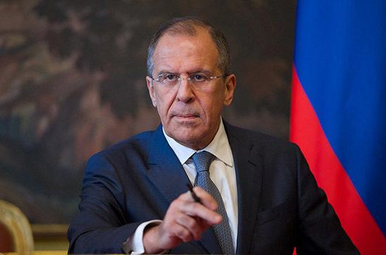 Лавров привлёк внимание генсека Совета Европы к ситуации с водной блокадой Крыма