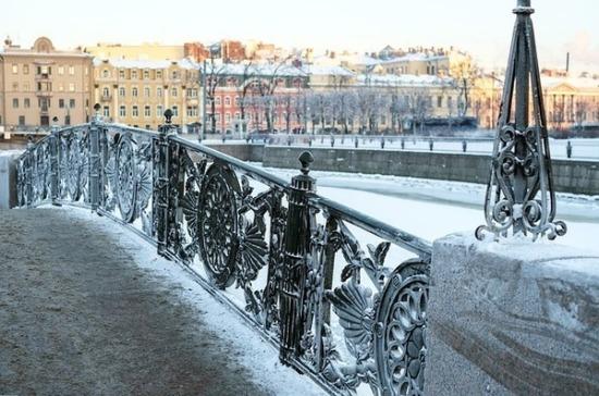 Синоптик рассказал, когда в Санкт-Петербург придёт зима
