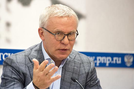 Фетисов оценил идею ввести вычет по НДФЛ для занимающихся спортом
