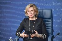 Святенко рассказала, почему важно продлить срок упрощённого порядка начисления выплат на детей