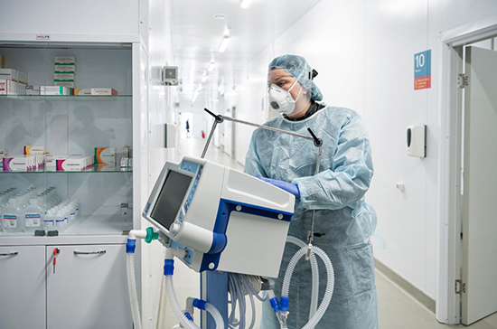 Росздравнадзор проверит сведения о смерти больных на ИВЛ из-за нехватки кислорода