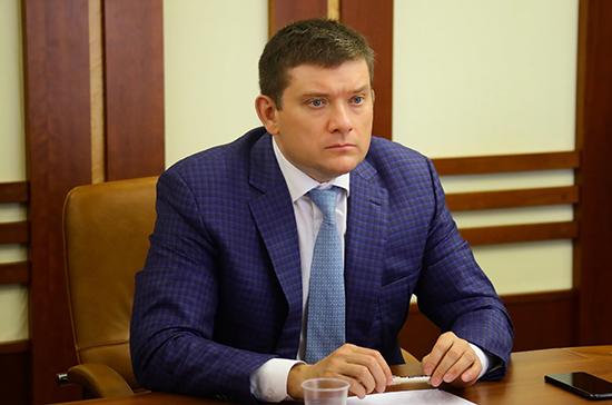 Николая Журавлева избрали вице-спикером Совета Федерации