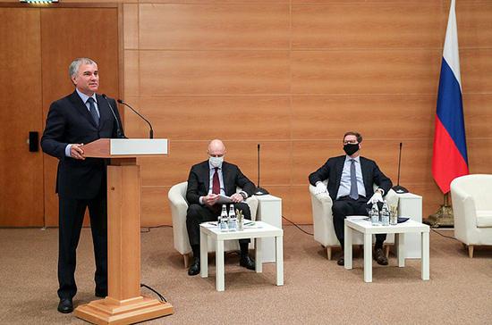Володин предложил обновить общественный транспорт в регионах за счёт допдоходов бюджета