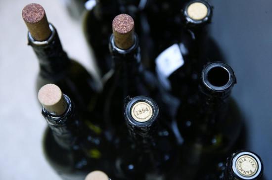 Определён порядок уничтожения контрафактного алкоголя