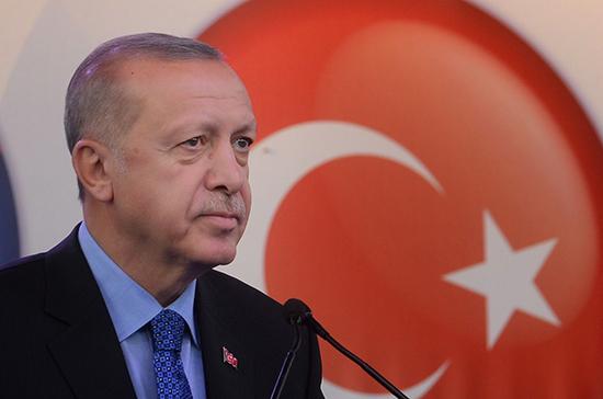 Эрдоган подтвердил, что Турция не откажется от С-400