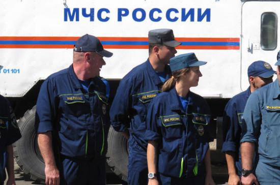 МЧС завершит активные поиски на месте ЧП с танкером в Азовском море 26 октября