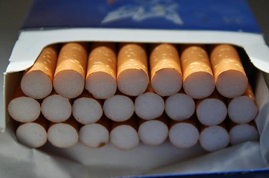 Для туристов предложили установить лимит на табак